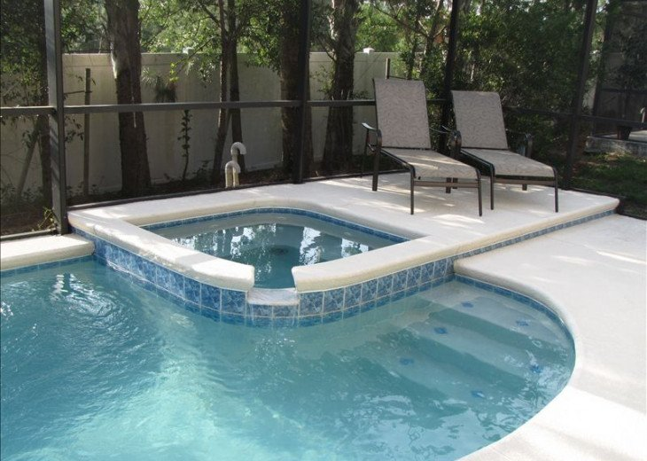 Stay in this 5 Br Pool & Spa home with game room in Aviana Resort. Sleeps 12 #23