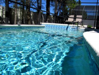 Stay in this 5 Br Pool & Spa home with game room in Aviana Resort. Sleeps 12 #1