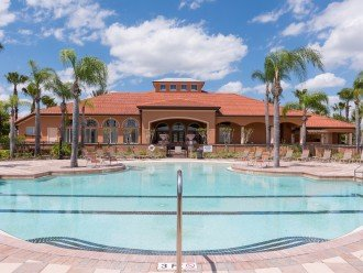 6BR Beautiful pool/spa. No rear neighbor & conservation view #1