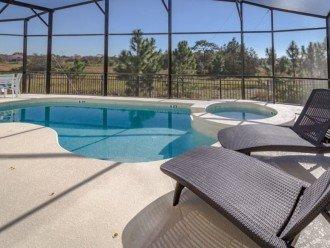 Beautiful NEW 6BR south facing pool No rear neighbor #1