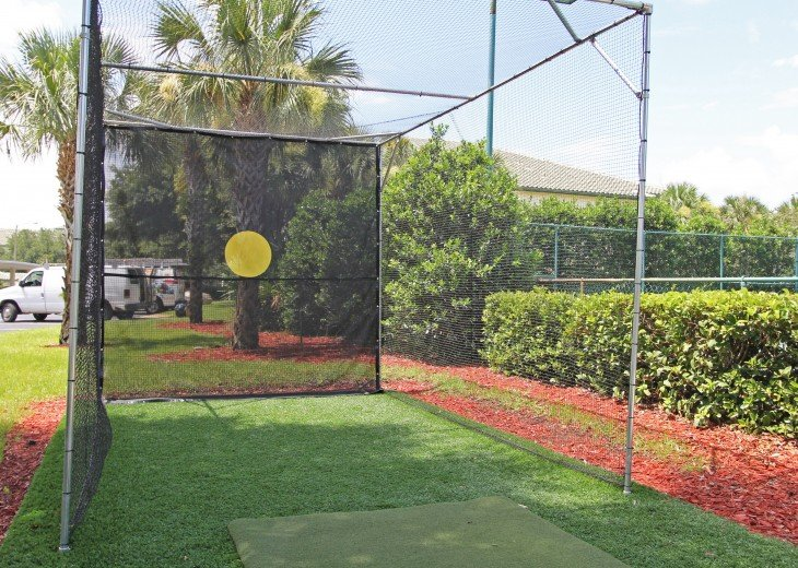 Golf Driving Practice Net