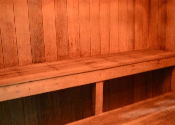 Pelican Beach Sauna