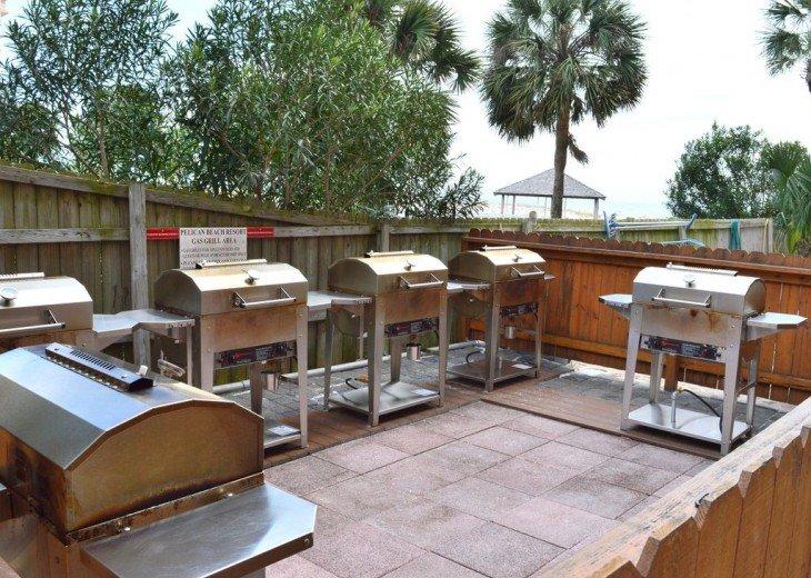 Pelican Beach Grills