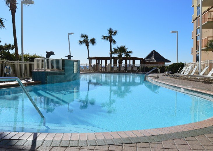 Pelican Beach Pool