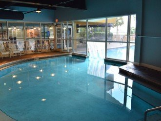 Pelican Beach Indoor/Outdoor Heated Pool