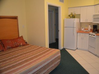3rd bedroom with kitchenette