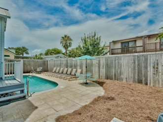 Private Pool + Free Golf Cart 500 yards to the beach newly redone! #1