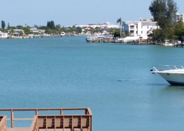View of Boca Ceiga Bay from the condo
