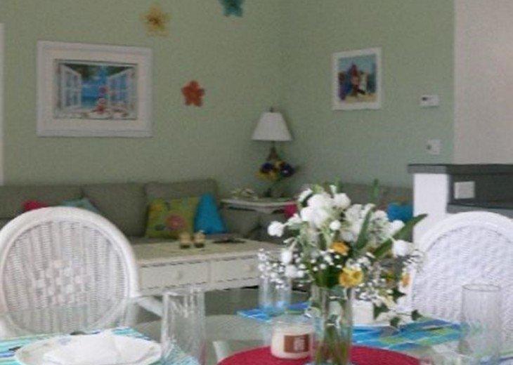 Opened Breakfast Area / Family room
