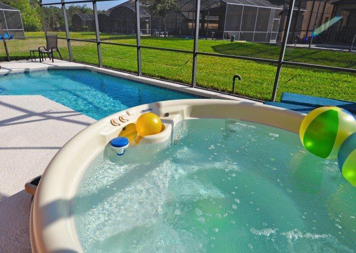 The Princess Villa in Emerald Island Close to Disney World #30