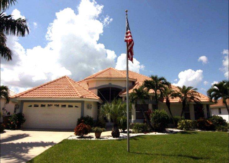 Villa CatCayLake, Cape Coral, Florida