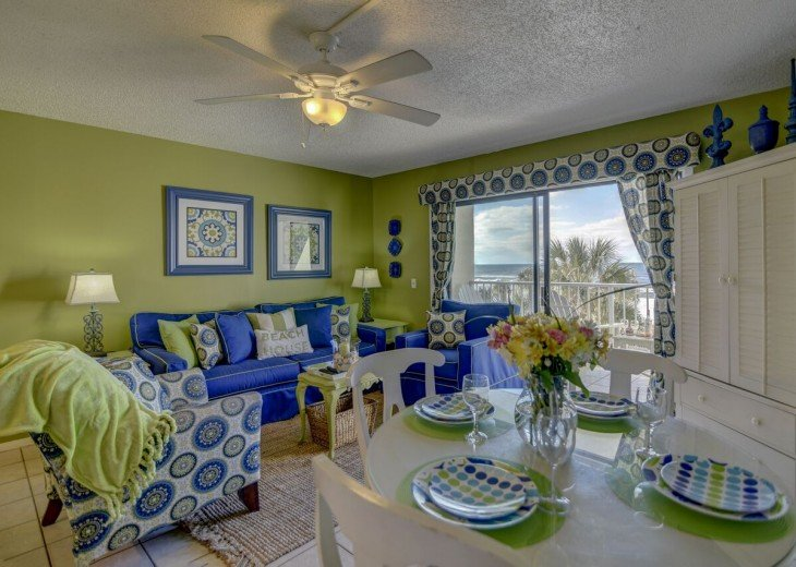 3rd Floor-Family Friendly-All the comforts of home-Free beach service #2
