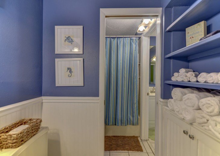 3rd Floor-Family Friendly-All the comforts of home-Free beach service #8