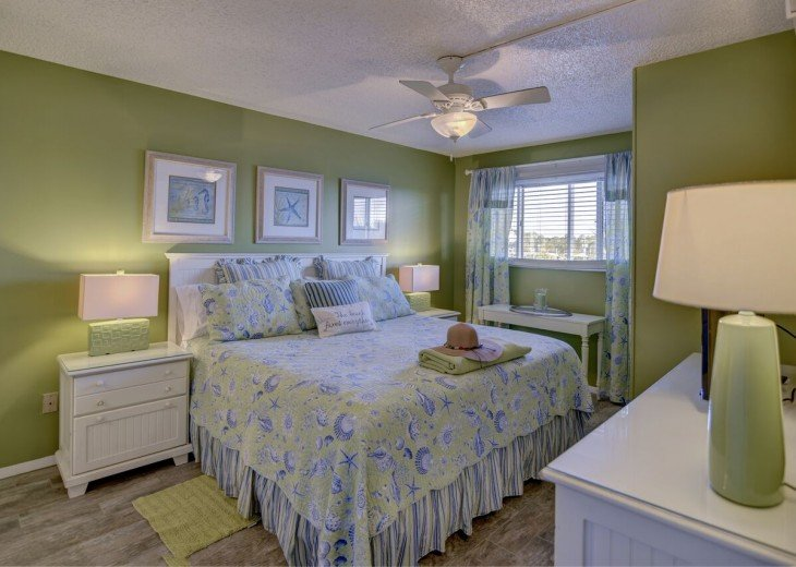 3rd Floor-Family Friendly-All the comforts of home-Free beach service #9