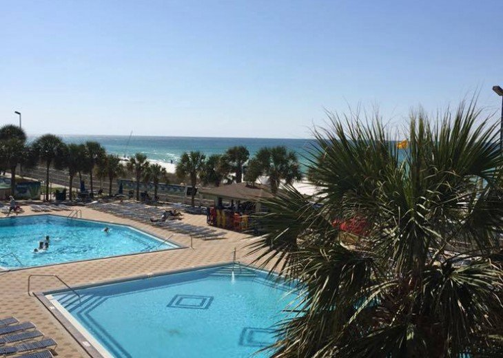3rd Floor-Family Friendly-All the comforts of home-Free beach service #16