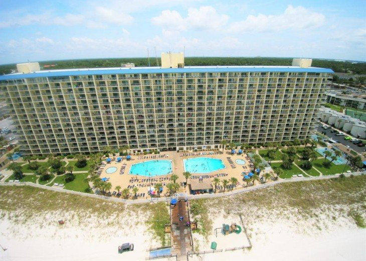 3rd Floor-Family Friendly-All the comforts of home-Free beach service #17