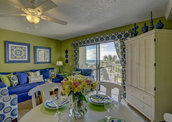 3rd Floor-Family Friendly-All the comforts of home-Free beach service #3