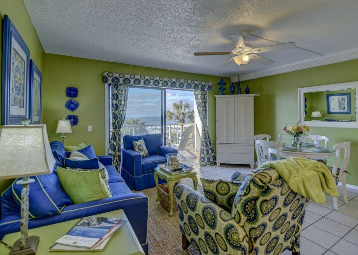 3rd Floor-Family Friendly-All the comforts of home-Free beach service #4