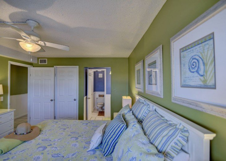 3rd Floor-Family Friendly-All the comforts of home-Free beach service #11