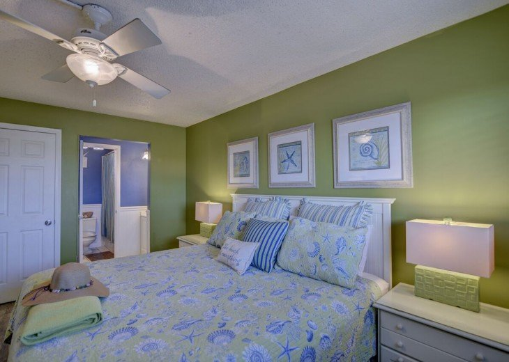3rd Floor-Family Friendly-All the comforts of home-Free beach service #10