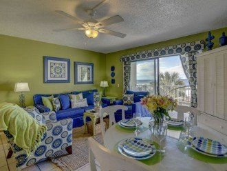 3rd Floor-Family Friendly-All the comforts of home-Free beach service #1