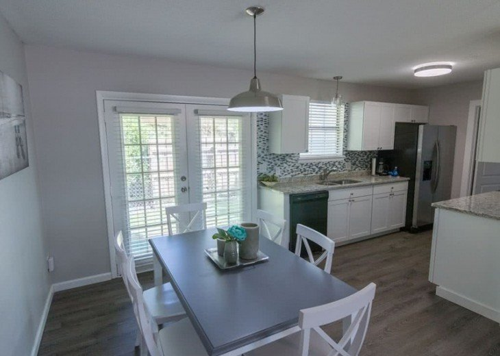 4 bed 2 bath private pool 2 blocks to the beach! #22