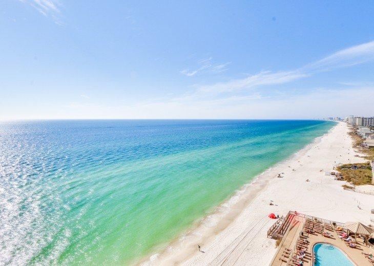 Beachfront Designer Condo Treasure Island Resort PCB 1105 #20