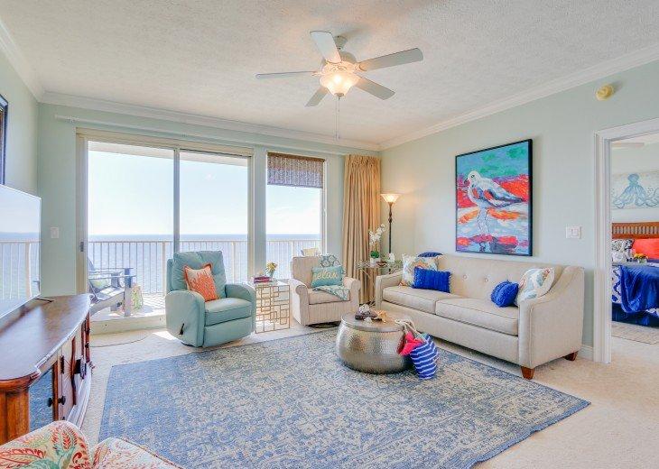 Beachfront Designer Condo Treasure Island Resort PCB 1105 #17