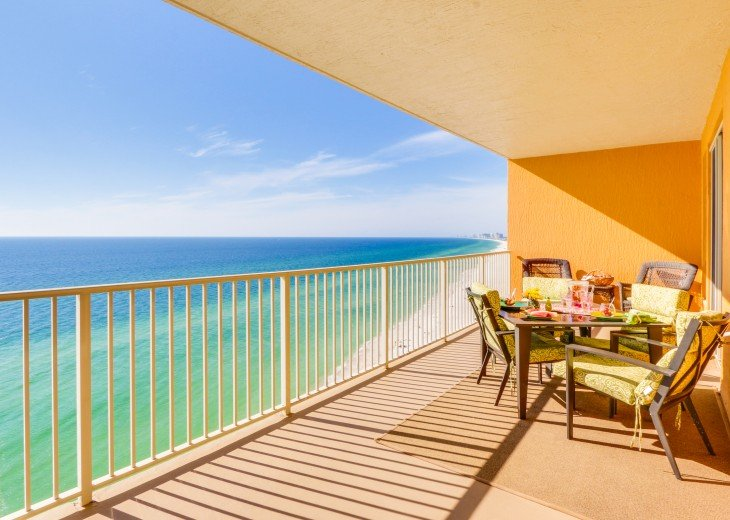 Beachfront Designer Condo Treasure Island Resort PCB 1105 #3
