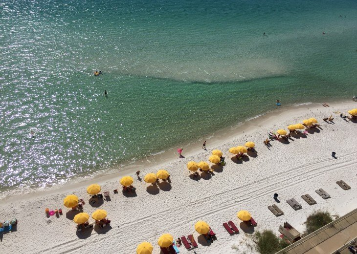Beachfront Designer Condo Treasure Island Resort PCB 1105 #30
