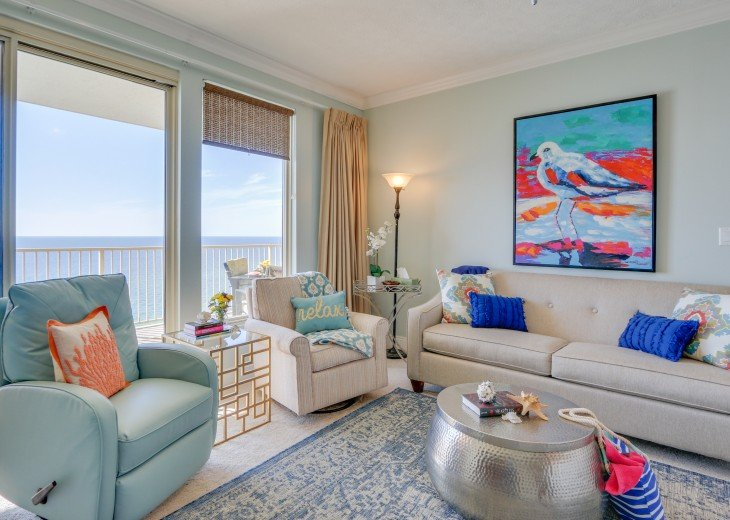 Beachfront Designer Condo Treasure Island Resort PCB 1105 #2