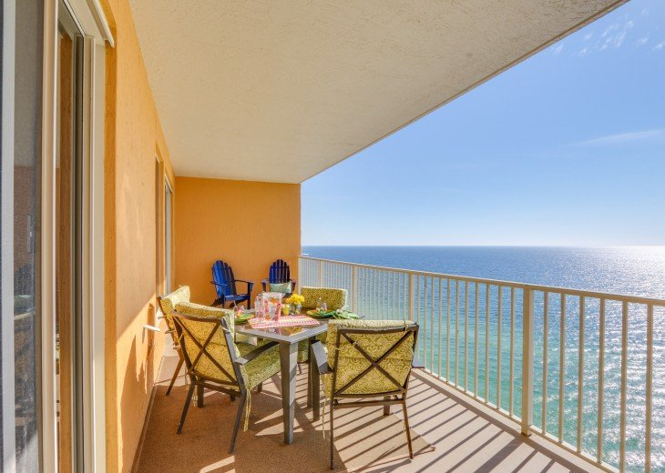 Beachfront Designer Condo Treasure Island Resort PCB 1105 #24