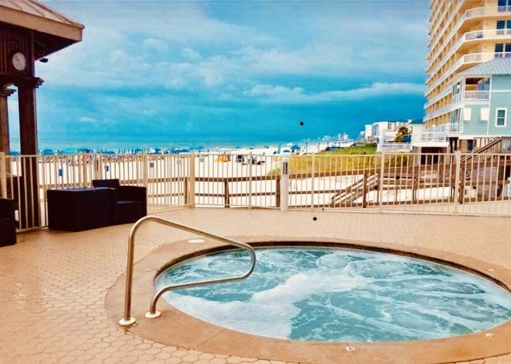 Beachfront Designer Condo Treasure Island Resort PCB 1105 #4