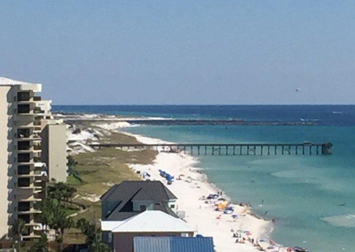 Beachfront Designer Condo Treasure Island Resort PCB 1105 #27