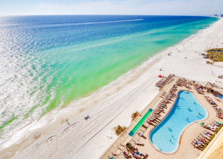 Beachfront Designer Condo Treasure Island Resort PCB 1105 #1