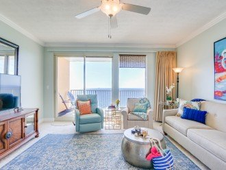 Beachfront Designer Condo Treasure Island Resort PCB 1105 #1