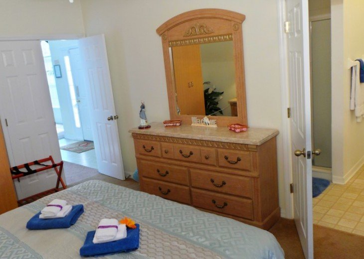 Luxury Villa Near Disney, Large Private Deck, Pool/Spa, Free Wifi, BBQ, HBO #18