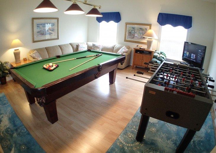 Luxury Villa Near Disney, Large Private Deck, Pool/Spa, Free Wifi, BBQ, HBO #14