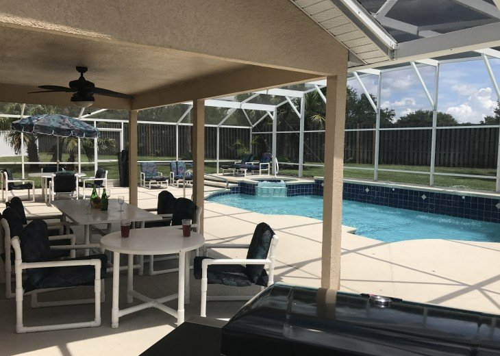 Luxury Villa Near Disney, Large Private Deck, Pool/Spa, Free Wifi, BBQ, HBO #31