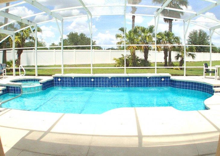 Luxury Villa Near Disney, Large Private Deck, Pool/Spa, Free Wifi, BBQ, HBO #6