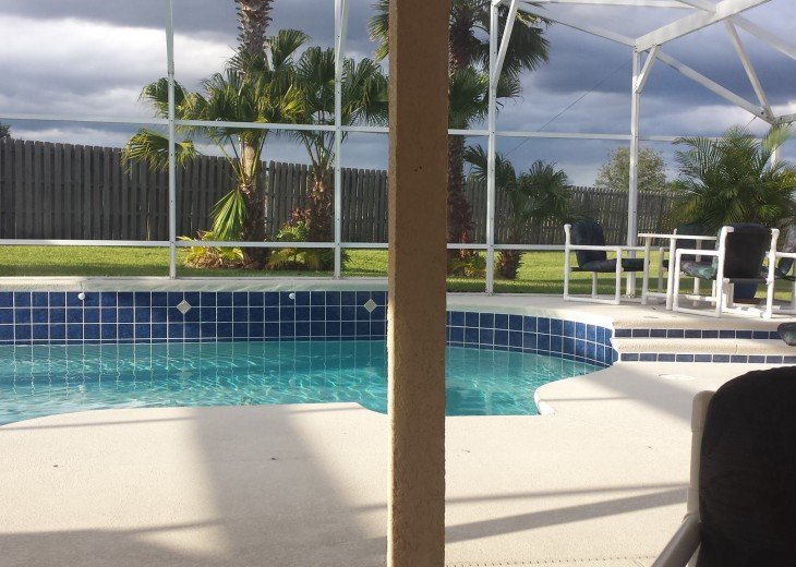 Luxury Villa Near Disney, Large Private Deck, Pool/Spa, Free Wifi, BBQ, HBO #4