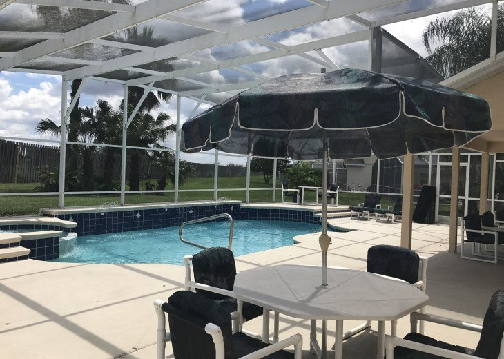 Luxury Villa Near Disney, Large Private Deck, Pool/Spa, Free Wifi, BBQ, HBO #32