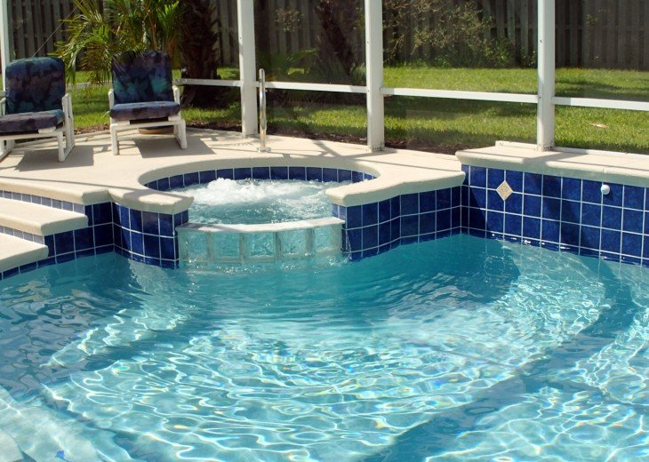 Luxury Villa Near Disney, Large Private Deck, Pool/Spa, Free Wifi, BBQ, HBO #29