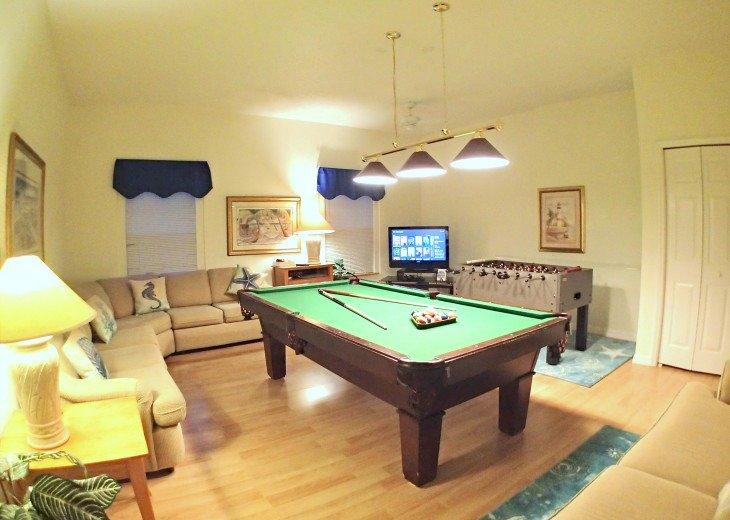 Luxury Villa Near Disney, Large Private Deck, Pool/Spa, Free Wifi, BBQ, HBO #13