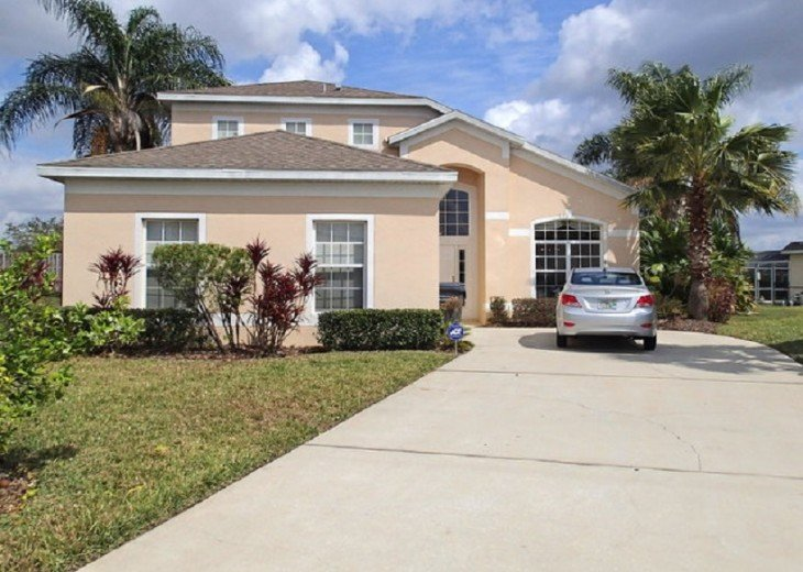 Luxury Villa Near Disney, Large Private Deck, Pool/Spa, Free Wifi, BBQ, HBO #2