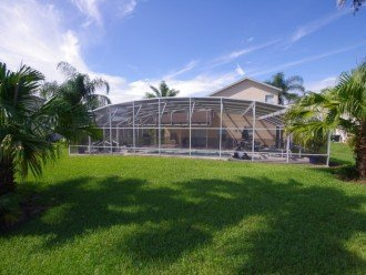 Luxury Villa Near Disney, Large Private Deck, Pool/Spa, Free Wifi, BBQ, HBO #1