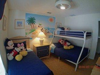 Luxury Villa Near Disney, Large Private Deck, Pool/Spa, Free Wifi, BBQ, HBO #1
