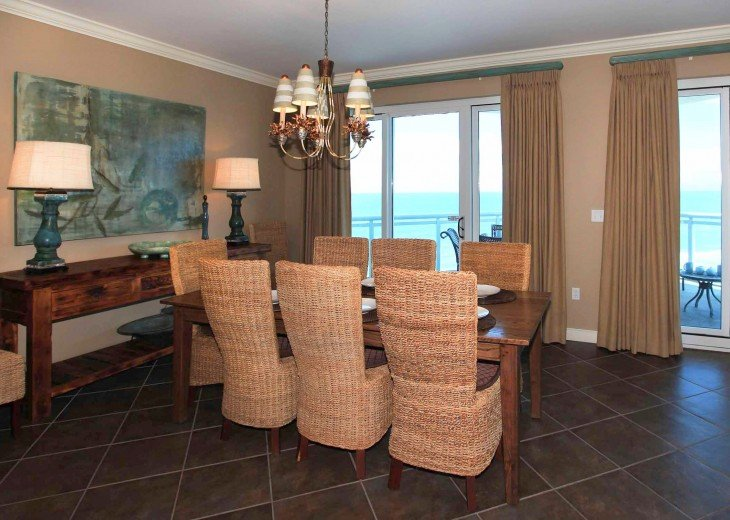 Ocean Vistas Unit 1009 - SE Corner Ocean Front 3 Bedroom -3 Bath #7