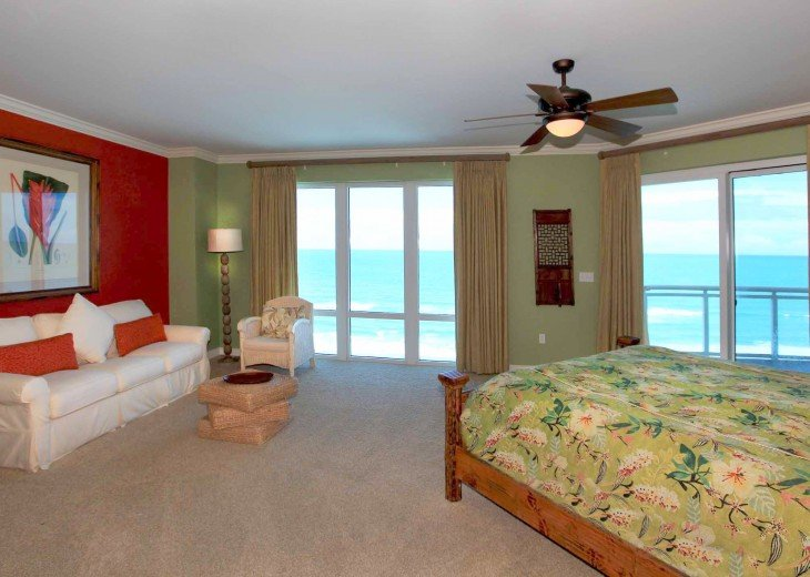 Ocean Vistas Unit 1009 - SE Corner Ocean Front 3 Bedroom -3 Bath #2