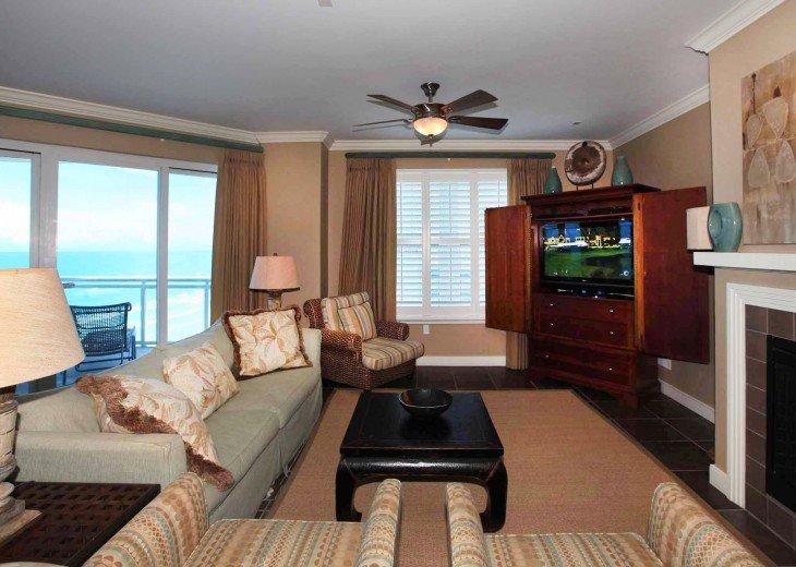 Ocean Vistas Unit 1009 - SE Corner Ocean Front 3 Bedroom -3 Bath #5
